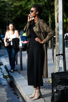 An Incredibly Chic Trench Coat Outfit To Try Now | Le Fashion | Bloglovin'