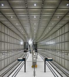 wilhelm-leuschner-platz station - leipzig germany - max dudler - photo by stefan müller