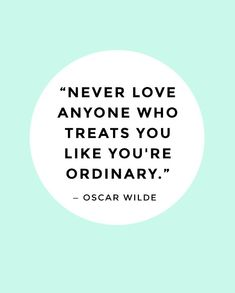 Oscar Wilde. Oh but why do I love him so