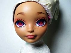 Repaint Story: Ever After High