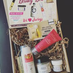 """Vegan Cuts, $19.95  """"It's a beauty box with cruelty-free makeup and skin care products!"""" 21 Of The Best Subscription Boxes For Beauty And Health Addicts"""
