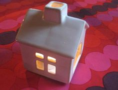 Candle in the house