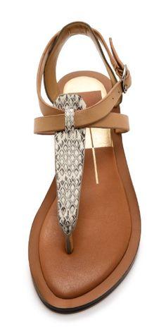 Dolce Vita Fabia Flat Sandals | SHOPBOP