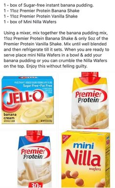 Weight Watchers Food Points, Weight Watchers Desserts, Weightwatchers Recipes, Bariatric Recipes, Healthy Sweets, Healthy Snacks, Healthy Eating, Ww Desserts, Sugar Free Desserts
