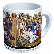 Brief History of Art Mug - shopPBS.org