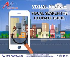 """""""The future of search will be about pictures rather than keywords."""" Visit: www.astarinnovation.com Contact: +91-7800002535 #AStarInnovation #DigitalMarketer #DigitalMarketingAgency #BrandBuildingService #Lucknow #Visualsearch #Design #Photo #Graphic #Creative #Illustration #Digital #Futureof search Brand Building, Creative Illustration, Digital Marketing, Innovation, Events, Future, Search, Business, Pictures"""