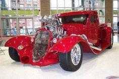 "33 Ford PU ""Tubester"""