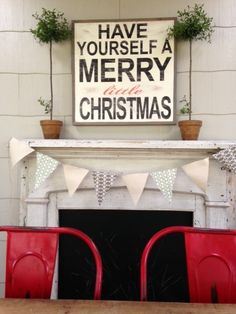 Have yourself a Merry little Christmas!!!