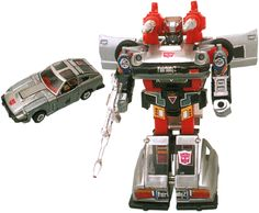 I just re-found my classic 280ZX Transformer. I loved it; my dad had one just like it in blue, but he drove his.