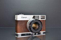 Canonet Walnut