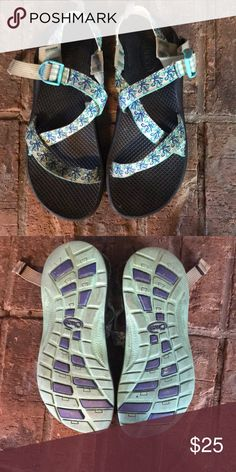 18250f960c65 Shop Women s chaco size 6 Sandals at a discounted price at Poshmark.
