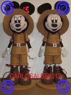 mickey mouse fofucha