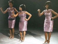 Rare Pic of the Marvelettes #motown