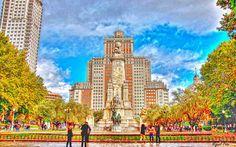 Plaza de España (Madrid) | Flickr: Intercambio de fotos
