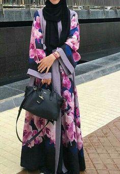 Arab Fashion, Islamic Fashion, Muslim Fashion, Modest Fashion, Fashion Outfits, Modest Wear, Modest Outfits, Cute Outfits, Abaya Mode