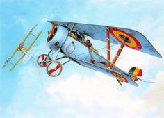 A Belgian Nieuport Ni-23