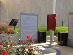 9/11 Memorial, downtown Binghamton Ramblin' with AM