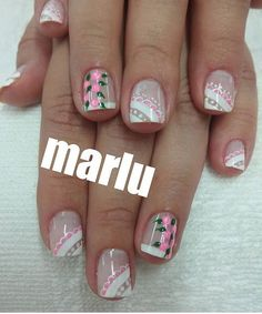 Nail Art Photos, Nail Decorations, Cute Nail Designs, Nail Stickers, Cute Nails, Pedicure, Nail Colors, Hair Beauty, Make Up