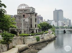 Impressive Hiroshima! Read more on the blog - What to do in Japan! (ducth travel blog)
