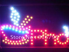 led088-r Pho Noodle Led Neon Sign WhiteBoard