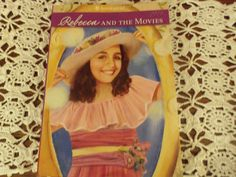 """NEW American Girl """"Rebecca And The Movies 1914"""" Paperback Book"""