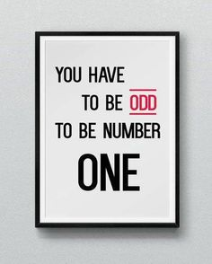 How to become number one?