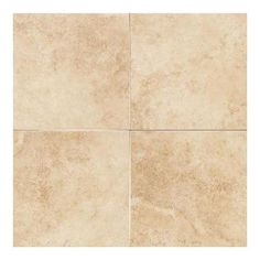 Daltile Salerno Nubi Bianche 12 in. x 12 in. Ceramic Floor and Wall Tile (11 sq. ft. / case)-SL8112121P2 - The Home Depot
