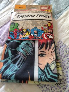 Marvel comic tights. Brand New.