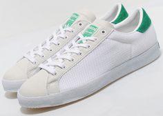 adidas Originals Rod Laver White Green original colorway adidas Originals Rod Laver | White / Green