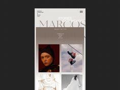 Mar + Vin Photographers Responsive Animation by Zhenya Rynzhuk for Sochnik on Dribbble Minimal Website Design, App Design, Logo Design, Website Web, Responsive Web Design, Minimalist Art, Pattern Design, Cool Designs, Animation