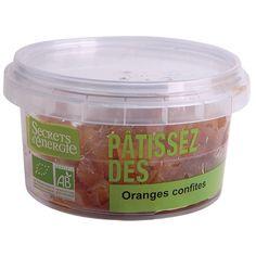 Oranges confites 100 g Secrets d'énergie | Acheter sur Greenweez.com