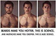 its true. its science.