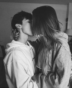 I want your hoodie love kiss, cute couples cuddling, cute couples kissing, couple Cute Couples Cuddling, Cute Couples Kissing, Cute Couples Photos, Cute Couple Pictures, Cute Couples Goals, Romantic Couples, Couple Cuddling, Goofy Couples, Couple Kissing