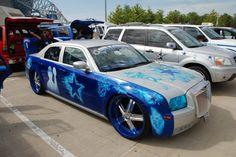 The ultimate Dallas Cowboys car