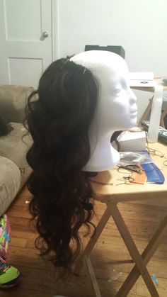 A Beginner's Guide To Making U-Part Wigs-KimberlyGamble.com