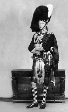 HM King Edward VIII