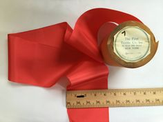 Vintage Taffeta Ribbon, Rayon, sold by the Yard, Made in Switzerland.Taffeta Ribbons,Vintage Millinery. by AnafrezNotions on Etsy