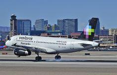 "Volaris Airbus A319-132 XA-VOI (cn 2662) ""Fernanda"""