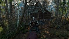 Building The Witcher 3's huge, wild fantasy world | The Verge
