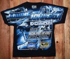 NASCAR Jimmie Johnson 2013 Sprint Cup Champion Men's Size Large