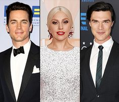 Lady Gaga to Have AHS Love Triangle Between Matt Bomer, Finn Wittrock - Us Weekly