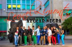 Cubasoyyo: Leonel Limonta y Azucar Negra - Maltratando la tela (PROMO 2013)