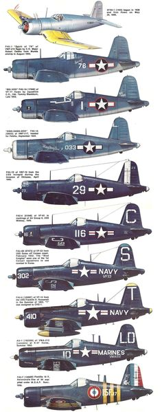 Vintage Aircraft – The Major Attractions Of Air Festivals - Popular Vintage F4u Corsair, Ww2 Aircraft, Fighter Aircraft, Military Aircraft, Fighter Jets, Deco Aviation, Aviation Art, Aircraft Painting, Ww2 Planes