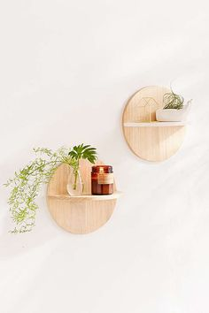 Circle Shelf - 15 Buys For The Minimalism Lover - Photos