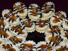 Citrónové cukroví s krémem Doughnut, Sweet Tooth, Food And Drink, Desserts, Lemon, Cooking, Tailgate Desserts, Deserts, Postres