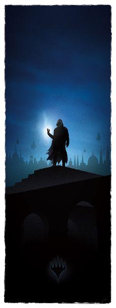 Jace Beleren: Jace empunha blue magic mental: a magias de ilusão, decepção e leitura da mente. Com o acesso quase ilimitado ao conhecimento vem a tentação do poder ...