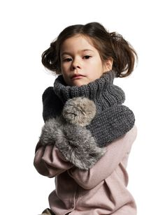 Petit Nord winter warmers for children with some beautiful portraits by Anders Hald