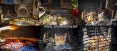 COCINAR CON BRASAS  http://www.chulillaslow.es/#/2013/06/cocinar-con-brasas/