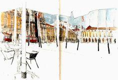 Urban Sketchers.