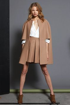 Stella McCartney Pre-Fall 2010 Collection Slideshow on Style.com
